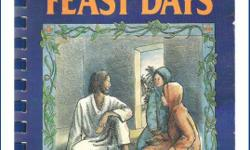 """Feasts for Feast Days Virginia Richardson For many years, """"Feasts for Feast Days"""" was a popular feature in The Episcopalian"""". The written accounts of the lives and legends of the saints and holy days were the result of long hours of research on the part"""