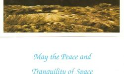 First printed in 1969 by Scarboro Publications, true Space Memorabillia --