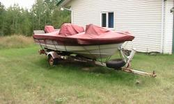 1983 Crestliner Angler, see pics, email with any questions.