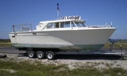 Commercial fishing boat 28ft 220hp Diesel Engine Great working condition Must Sell Retiring NO LICENSES INCLUDED ALL EQUIPMENT INCLUDED..Electronics, nets Etc.