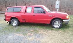For Sale 1996 Ford Ranger XLT 4 cylinder, 5 speed, 180 xxxx miles. Has less than 10,000 miles on rebuilt motor, has NEW tires with less than 600 miles. NEW life time alternator, cold air, tilt cruise, rides and drives SWEET, VERY good gas mileage.