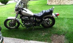 This is a good bike run good and has a great motor and looks good. Contact Charlie Washington at 870-777-2271 or cell 870-703-3817.