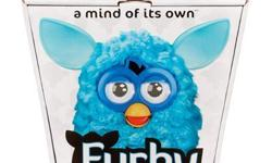 FURBY 2012 TEAL A MIND OF ITS OWN!   NEW in factory sealed package!   New FURBY looks great in any color, but Teal FURBY seems to be our most popular so far. Maybe it's the luxuriant teal sheen of its fur, or the way the teal sets off the