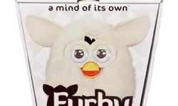 FURBY 2012 WHITE A MIND OF ITS OWN! NEW in factory sealed package! Like a cute and fuzzy puffball with big personality, this White FURBY version is ready to entertain and amuse for hours. FURBY is back in a whole spectrum of fun new colors, including