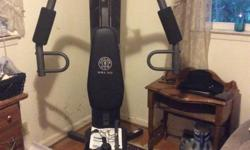 FOR SALE: GOLD'S HOME GYM XRS-50 IN MINT/LIKE NEW CONDITION RETAILS FOR: $300.00 ****************** * ASKING: $175.00 * ****************** ?????? ~~./ Buyer must remove. CA$H ONLY. Serious inquiries only. .~~ ??????