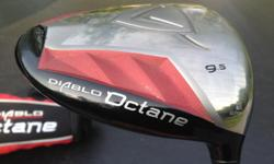 Callaway Diablo Octane Project X - Stiff Flex Shaft 9.5 Degree Loft Start of 2013 Club was worth $340