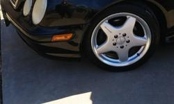 Mint condition 2000 CLK430. Call 501-557-8513