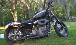 2007 1200cc nighster 5349 miles super clean need to sell. Flat Black & Flat Silver V&H Pipes Black few extras. Have Title in hand needd to sell.