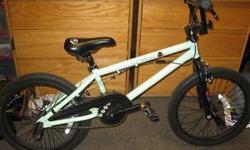 "2008 Hoffman 22"" cirrus model BMK bike in excellent condition. Green"