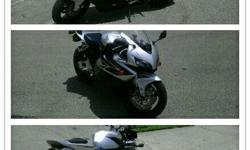2004 Honda CBR 1000 RR 5900 Miles and one owner Call Howard to learn more - 513-349-1116