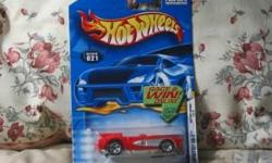 I have over 100 Hot Wheel Cars. Need to sell for financial reasons. My loss is your gain.
