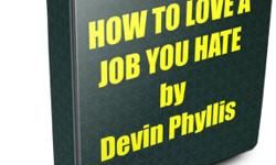 This motivational audiobook gives you 10 tips on how to cope with a job you hate, especially, if you work in customer service. Listen to it on your commute to work or during your lunch break. It?s quick and to the point.