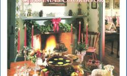 Ideals Christmas Cookbook 1988 This cookbook contains baked treats, warming beverages, and hearty main dishes to make your holidays memorable. Included are specialties from all over the USA. Contents: Appetizers; Beverages; Soups; Salads; Main Dishes;