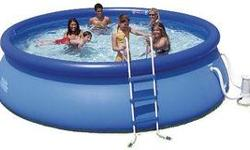 Intex pool for sell 13x39 great for everyone especially for the summer. the pool is brand new never used still in the box. includes the pool filter, pool lader, and pool cover. asking for a really low cost compared to toy r us or target! call anytime tony