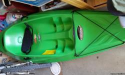 Brand new, never used Spirit 120 Future Beach kayak. Call or email for further questions!