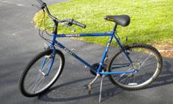 Like new condition, used very little
