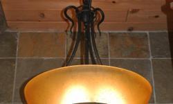 Beautiful Mini Chandelier Light--Like New! Save $150.00.