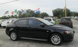 Beautiful Mitsubishi Lancer 2010 in Great condition Automatic CD Power Windows & locks $7,995 +++ Cash Price From $0 Down No matter if you have credit or no credit .. You're approved!!. No matter if you have good credit or have bad credit .. You're