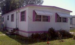 DOBLE WIDE MOVILE HOME, NEW A/C HEATER, NEW WATER HEATER, 3 BEDS EXCELENT CONDITIONS!