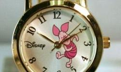 THIS WATCH REGULARLY SELL FOR $129+... THIS IS A GENUINE/AUTHENTIC DISNEY LICENSED-SERIALIZED PRODUCT. SIGNATURE IS DENOTED ON THE MFG BLACK PLATE. SIGNED & SERIALIZED. THIS IS A DISNEY COLLECTORS PIECE YOURS HERE FOR $29 + FREE BATTERY