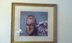 Great last minute gifts, professionally framed and matted. I have a collection of Nancy Noel prints, I have had them for several years and have decided To part with them to let others enjoy them. $50 each for smaller $150 for gold framed large $100 for