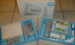 New Nintendo Wii on sale now for $89, come check it out and own it today here at Mr Fix It. System comes with 1 controller and nunchuck, Av and Power cord. Call Now!!! 770-892-0081