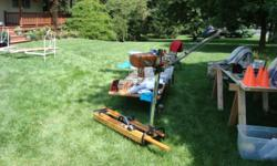 Nordic Track cross country ski machine in excellent condition $50