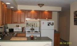 This condo is located in a quiet North Providence neighborhood and has almost 1,000 square feet of living space. This unit is being leased fully furnished with all pots/pans, dishes and flatware included Also includes a separate, private and secure garage