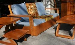very sturdy furniture