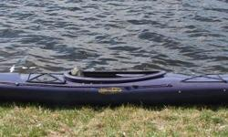 This is a good used Kayak. ~13.5 feet long, sit in style. Piccolo Wilderness Systems Racing Kayak built for a small woman. Located in the Cadillac area. Asking $450 0r best offer!!!
