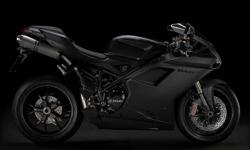 Pre-Owned Drucati 848 EVO, black and in pristine condition. This bike is like new and a must sell as the owner has relocated. It can be seen at Augusta Triumph/Ducati in Augusta. Call Tom at --