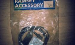 WINCH REMOTE CONTROL BY RAMSEY. BRAND NEW. IT HAS NEVER BEEN USED $ 30.00 FOR INQUIRIES CALL OR TEXT ME AT --