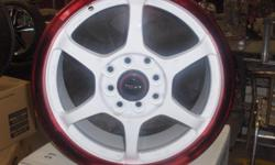 Speed Control JDM Store Is Having Our 4th Of JULY Week Sales....All (15) Drag And Trak Lite Rims Are On Special A Set Of Single Lip For $680.00 With Tires...Sparco Rims(15) And (16) On Stock......EXCLUSIVE For Our Store Only In Orlando Brand NEW HD Rims