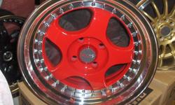 Speed Control JDM Store Is Having Our 4th Of JULY Mega Sale......YESSSS We Will Be OPEN On The 4th Of JULY.....EXCLUSIVE For Our Store Direct From Japan Jmax Complete Machine Rim And Gold On STOCK Now (15) Drag And TrakLite Rims Are On Special A Set Of