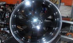 Speed Control JDM Store Is Having A MEGA SUMMER SALES ..... Sales On Every Rim 17,18,19,20,22,24,26 On Stock For BMW,Toyota Corolla And Camry,Mercedes All Big Rims Are On MEGA SALES.... Have On Stock One Set Of De Moda(24) 5/130 Proche Chayane,VW