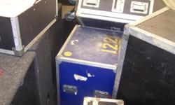 Looking to carry all your sound equipment in, please call me @ 910-850-1617 prices may vary depending on the size of case you need.......