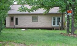 Rent to Own - Owner Finance 300 Stone Mountain Road Conway, AR 72032 2 or 3 bedrooms 1.5 bath Located on 1 scenic acre! Asking $5,000 down , and $78,500 total. $600 monthly payment - owner will finance! It has all utilities. The interior needs work, but