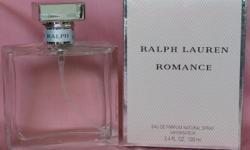 Ralph Lauren's smooth sensual blend of velvety woods extravagant florals and seductive musk. 3.4fl.oz. NATURAL SPRAY SERIOUS INQUIRIES PLEASE NOT A FAKE OR KNOCKOFF