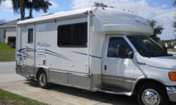 P Towring Cruise,350 Ford,30 thousand miles,24 feet, in very good condition,with refrigerator,stove,microwwave,air condition and heater,TV,new tires.Best information call : Tel. 407-982-0902 and 407-488-0423.