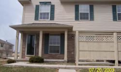 Fireplace, cent. air, 1.5 car garage, basement, washer/dryer, off street parking, no pets, non-smoking, new paint, close to schools,inc. water and trash. 1 month rent security.