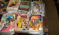 Selling my collection of comic books Great for comic book collector or reseller. I will be selling the comics for $1 Each   Saturday August 4 & Saturday August 11 From 8:00am - 2:00pm   34 High street Meriden, Ct 06450  in the back of Ace