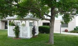 Nice senior building in Snow Cap Ridge complex - 55+ only, sorry - no pets. Sweet 2 bedroom/1 bath condo neat and clean! Total of 785 square feet. Nice open kitchen with large pantry, frig, stove, dishwasher, disposal. Full-sized washer/dryer in unit.