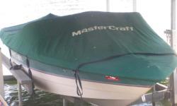 1996 Mastercraft Prostar190 Boat and trailer. Excellent condition, great slalom boat.