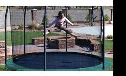 Skywalker Trampolines 12' Round Replacement Jumping Mat. NWT. Brand new, never been out of the box. We ordered the wrong size for our trampoline and the company will not let us return because we did not meet the return policy deadline. Below if additional