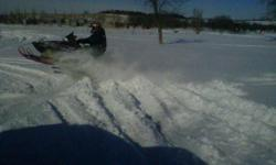 1997 xrc snowmobile for sale runs great it well do 110mph the seat has a tear .and the track has half life left. I do have a 1 sled trl that tilts that I well sell with the sled for 250.00 it has new tires and lights. the only reason Iam geting rid of it