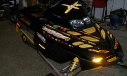 2001Ski dooMXZ 800 w/reverse and screen kit $2,200. 2004 Ski doo MXZ 600 w/reverse $1,800. Or you can buy both for $3,200!