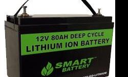 SolarVolt Power is happy to announce the addition of Smart Battery to our product line-up. These are by far the most effective and longest lived Deep Cycle Lithium Ion Batteries on the market today. Prices start at only $259.99 and 6 months, no payment or