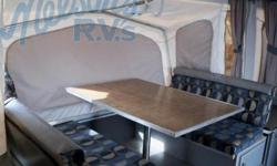 Satrcraft 13 RT- Rought Terrain model with front ATV storage. Has everything for wilderness camping or your favorite campground. RV is in good condition. Must see RV