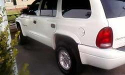 1999 dodge drango automatic , 4x4 318 engine v8 , 144000 miles good cond. inside and out a/c all power for info : 423-483-2829