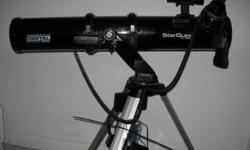 Meade Digital Telescope with manual and software